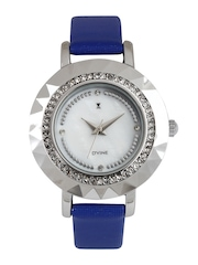 Dvine Women Pearly-White Dial Watch SD8045