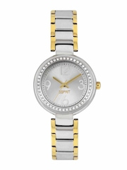 ESPRIT Women Silver-Toned Dial Watch ES106022004