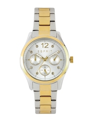 ESPRIT Women Silver-Toned Dial Watch ES106702004