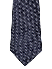 ETC Blue Printed Tie