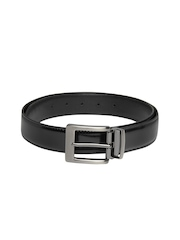 ETC Men Black Leather Belt
