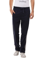 ETC Men Navy Basic Track Pants