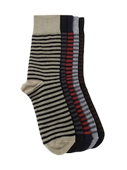 ETC Men Pack of 5 Socks