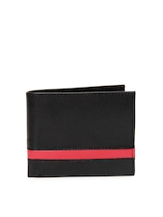 ETC Men Black Leather Wallet