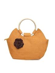 Earthen Me Orange Handbag