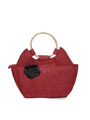 Earthen Me Red Handbag