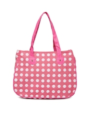 Earthen Me Women Pink Fashion Jute Bag