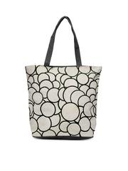 Earthen Me Women Cream Coloured Fashion Jute Bag