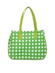 Earthen Me Women Green Fashion Jute Bag