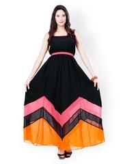 Eavan Black Maxi Dress