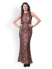 Eavan Red Maxi Dress