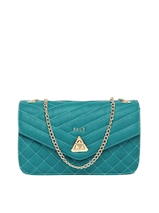 Elle Teal Blue Sling Bag