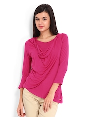 Elle Women Pink Top