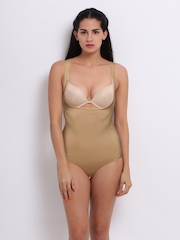 Enamor The Hourglass Collection Skin Coloured Seamless Torso Shapewear BS07