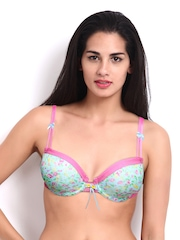 Enamor Multi-Coloured Bra HB 60