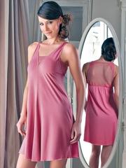Enamor Pink Nightdress DN 11