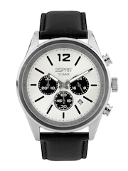 ESPRIT Men Silver Dial Chronograph Watch