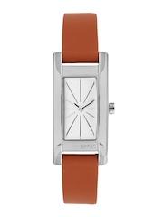 Esprit Women Off-White Dial Watch