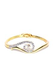Estelle 24-Carat Gold-Plated Bracelet