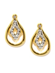 Estelle Gold Plated Drop Earrings