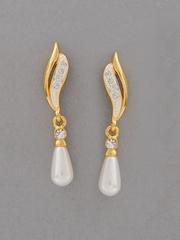 Estelle Gold Plated Earrings