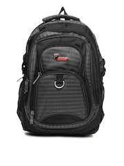 F Gear Unisex Grey Urban Backpack
