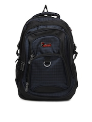 F Gear Unisex Blue Urban Backpack