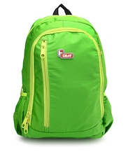 F Gear Unisex Green Laptop Bag