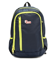 F Gear Unisex Navy Laptop Bag