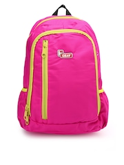 F Gear Unisex Pink Laptop Bag