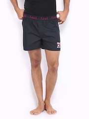 FCUK Men Navy Boxers TGBCS