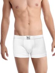 FCUK Underwear Men White Trunks TGDAP