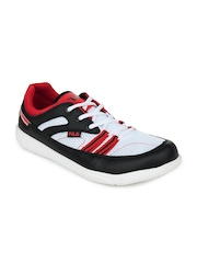 Fila Men Black And White Carlos Casual Shoes