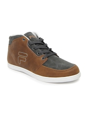 Fila Men Brown Dale Casual Shoes