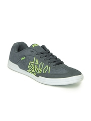 Fila Men Grey Rootz Casual Shoes