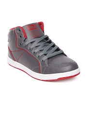 Fila Men Grey Casual Shoes