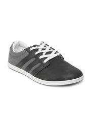 FILA Men Grey Calve Casual Shoes