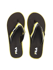FILA Men Brown Hazel Flip Flops