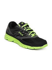 Fila Men Black Intrinsic Sports Shoes