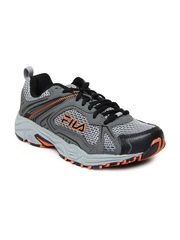 Fila Men Grey Legendary Sports Shoes