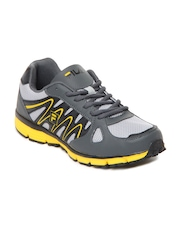 Fila Men Grey Sports Shoes