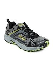 Fila Men Grey Legendary Sports Shoes