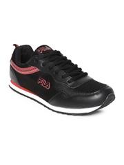 FILA Men Black FILA Jog 6 Jogging Shoes