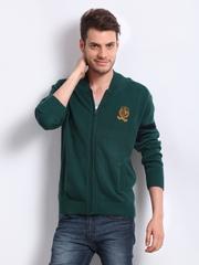 Fila Men Green Sweater