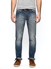 FREECULTR Men Blue Skinny Fit Jeans