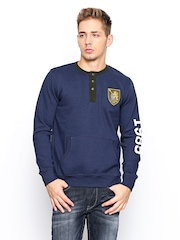 FREECULTR Men Blue Sweatshirt