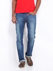 FREECULTR Men Blue Billie Skinny Fit Jeans