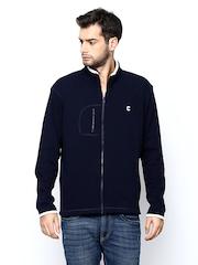 FREECULTR Men Navy Sweatshirt