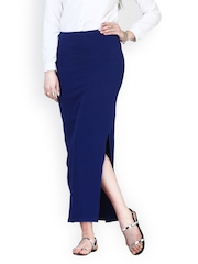 FabAlley Women Blue Maxi Skirt