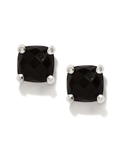 Fabindia Ananya Black Stud Earrings
